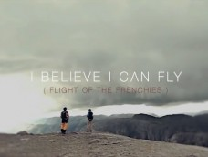 I believe I can fly Trailer