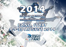 Nationals Italy Freefly SKYDIVE THIENE