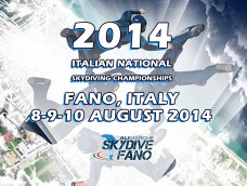 Nationals 2014 Fano, Italy