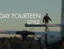 2014 USPA National Skydiving Championships, DAY 14, Style