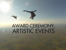 2014 USPA National Skydiving Championships, ARTISTIC EVENTS, Award Ceremony