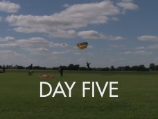 2014 USPA National Skydiving Championships, DAY 5- EVENING SHOW