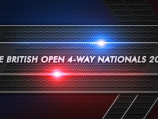 THE BRITISH OPEN 4-WAY NATIONALS 2014