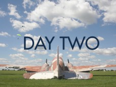 2014 USPA National Skydiving Championships, DAY 2- MORNING SHOW