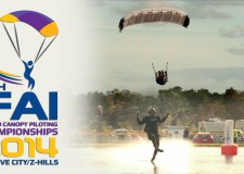 5th FAI World Canopy Piloting Championships 3-7 Nov 2014