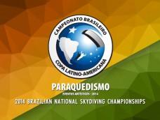 Brazilian National Skydiving Championships, 2014