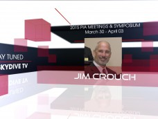 WATCH LIVE FROM PIA SYMPOSIUM ON SKYDIVE TV- JIM CROUCH