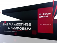 Bill Booth seminar – 50 years in the skydiving – Inventions and Adventures | Live from 2015 PIA Symposium