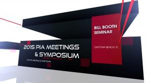 Bill Booth seminar