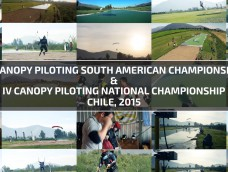 II Canopy Piloting South American Championship & IV Canopy Piloting National Championship Chile, 2015