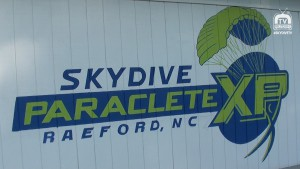 SKYDIVE PARACLETE XP - The DZ Host