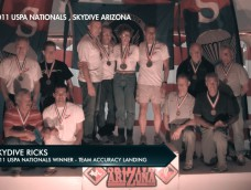 Skydive Ricks – 10 years National Champions