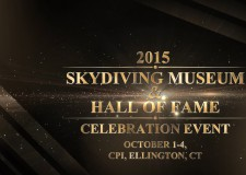 Skydiving Museum & Hall of Fame Celebration