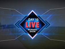 2015 USPA National Skydiving Championships – LIVE SHOW DAY 10 – Morning