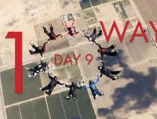 2015 USPA National Skydiving Championships – DAY 9 – Highlights 10-WAY