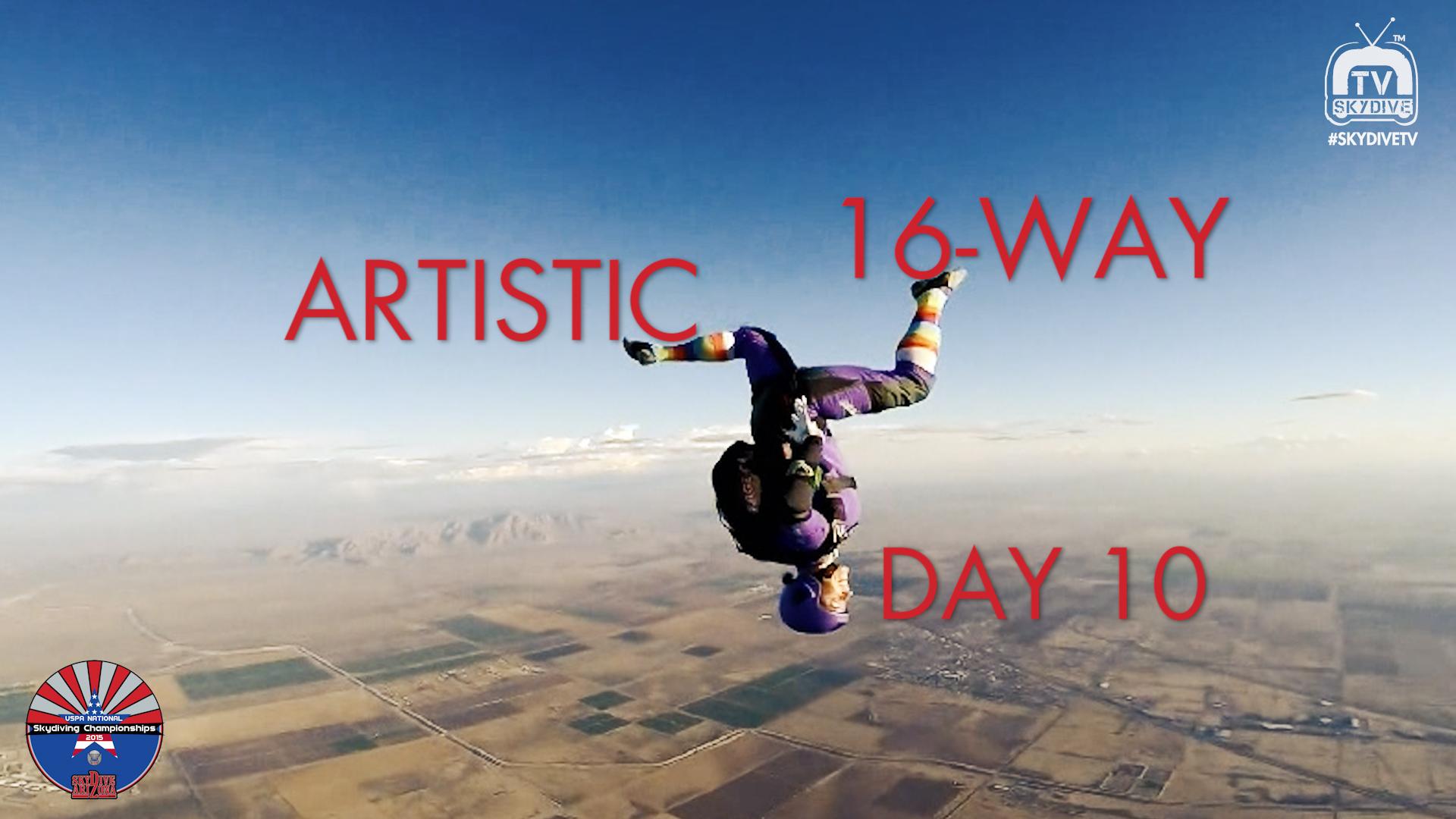 16 WAY, ARTISTIC