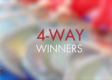 2015 USPA National Skydiving Championships – WINNERS – 4 Way
