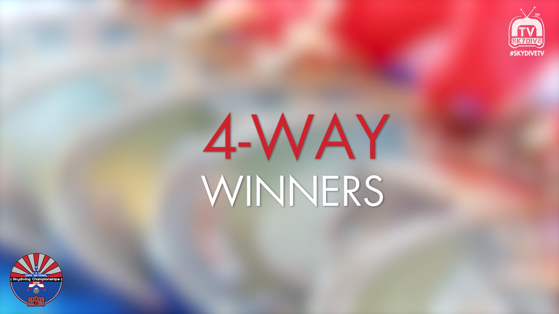4-WAY Rewards