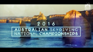 2016 Australian Nationals Promo