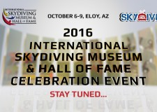 2016 SKYDIVING MUSEUM & HALL OF FAME