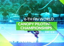 6TH FAI WORLD CANOPY PILOTING CHAMPIONSHIPS
