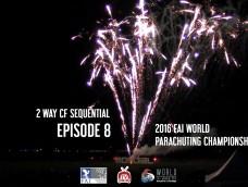 Award Ceremony – 2016 FAI World Parachuting Championships – Mondial