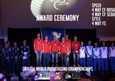 EPISODE 9 – Award Ceremony – 2016 FAI World Parachuting Championships – Mondial