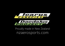 NZ Aerosports, Icarus Canopies and Daedalus Project