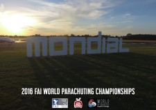 2016 FAI World Parachuting Championships – Mondial