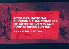 2016 USPA National Skydiving Championships – Promo