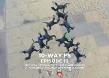 2016 USPA National Skydiving Championships – Episode 13