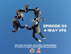 2016 USPA National Skydiving Championships – Episode 04