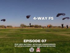 2016 USPA National Skydiving Championships – Episode 07