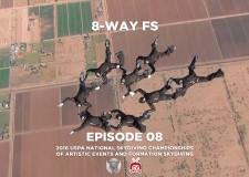 2016 USPA National Skydiving Championships – Episode 08