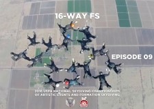 2016 USPA National Skydiving Championships – Episode 09