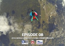 1st World Cup in Wingsuit Acrobatic Flying – Episode 08
