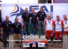 1st World Cup in Wingsuit Acrobatic Flying – Episode 09