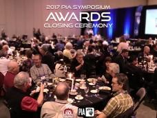 2017 PIA Symposium – Awards – Closing Ceremony