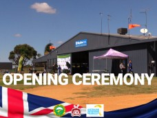 OPENING CEREMONY – 2017 AUSTRALIAN NATIONAL SKYDIVING CHAMPIONSHIPS