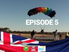 Episode 5 – 2017 AUSTRALIAN NATIONAL SKYDIVING CHAMPIONSHIPS