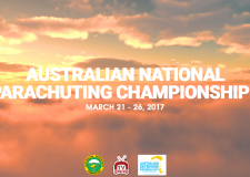 2017 AUSTRALIAN NATIONAL SKYDIVING CHAMPIONSHIPS – Promo