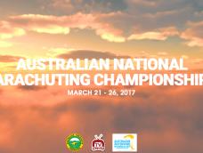 2017 AUSTRALIAN NATIONAL SKYDIVING CHAMPIONSHIPS – Promo