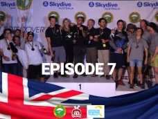 Awards – Episode 7 – 2017 AUSTRALIAN NATIONAL SKYDIVING CHAMPIONSHIPS