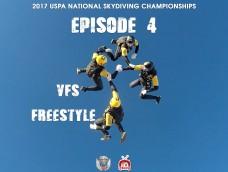 2017 USPA National Skydiving Championships – Episode 04