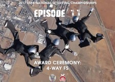 2017 USPA National Skydiving Championships – Episode 11