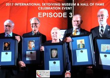 2017 International Skydiving  Hall of Fame Celebration Event