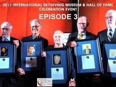 2017 International Skydiving  Hall of Fame Celebration Event