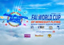 2ND FAI WORLD CUP OF WINGSUIT FLYING