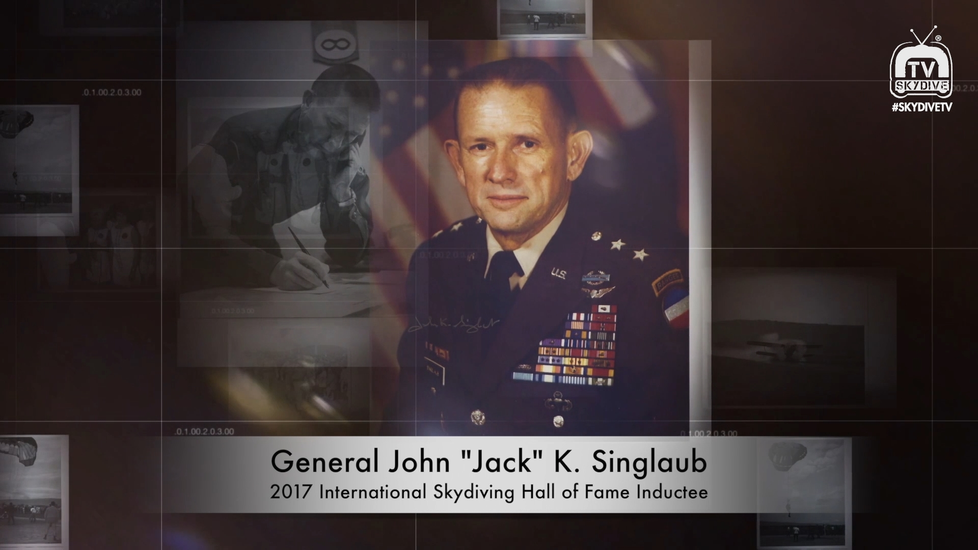 General John Jack Singlaub