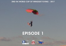 2ND FAI WORLD CUP OF WINGSUIT FLYING at Skydive Fyrosity – Episode 1